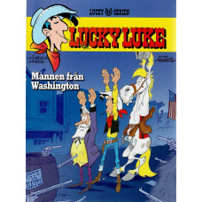 Lucky Luke 84 Mannen från Washington