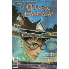 Magic Fantasy 2002-01 (Första nr)