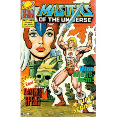 Satellit-serien 1989-07 Master of the universe