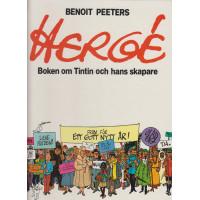 Boken om Tintin och hans skapare