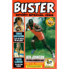 Buster Sport special 1989