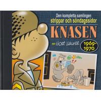 Knasen - Den kompletta samlingen Vol 10 1969-1970 (inbunden)
