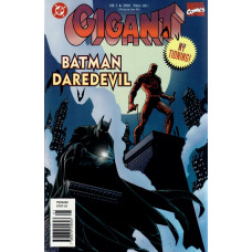 Gigant 2001-01 (Batman/Daredevil, Green Lantern/Silver Surfer (Begagnad)