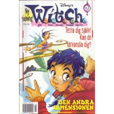 Witch 2001-03 (begagnad)