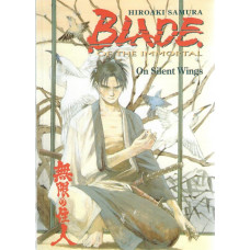 Blade Of The Immortal Vol 04 On Silent Wings 1 (TP) (Begagnad)