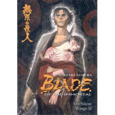 Blade Of The Immortal Vol 05 On Silent Wings 2 (TP) (Begagnad)