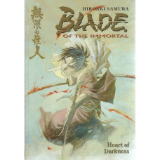 Blade Of The Immortal Vol 07 Heart Of Darkness (TP) (Begagnad)