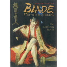 Blade Of The Immortal Vol 09 The Gathering Part 2 (TP) (Begagnad)