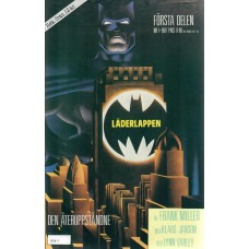 Läderlappen 1987-1-4 (Dark knight return) (Begagnad)