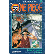 One Piece 10 Karate under vattnet (Begagnad)