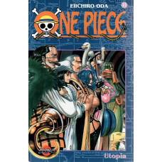 One Piece 21 Utopia (Begagnad)