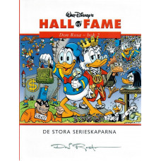 Hall of fame 05 Don Rosa Bok 02 (Begagnad)
