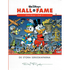 Hall of fame 10 Don Rosa Bok 03 (Begagnad)