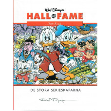 Hall of fame 01 Don Rosa Bok 01 (Begagnad)