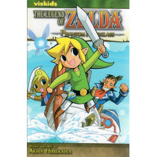 Legend Of Zelda Phantom Hourglass (TP) (Begagnad)