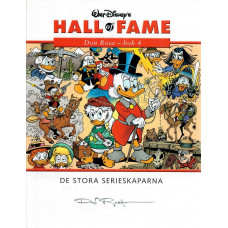 Hall of fame 16 Don Rosa Bok 04 (Begagnad)