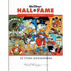 Hall of fame 22 Don Rosa Bok 06 (Begagnad)