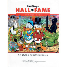 Hall of fame 25 Don Rosa Bok 08 (Begagnad)