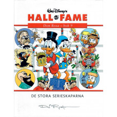 Hall of fame 26 Don Rosa Bok 09 (Begagnad)