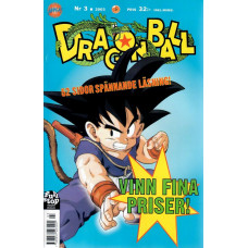 Dragon ball Z 2003-03