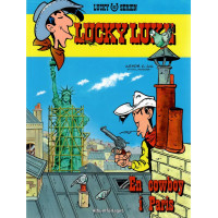 Lucky Luke 92 En cowboy i Paris