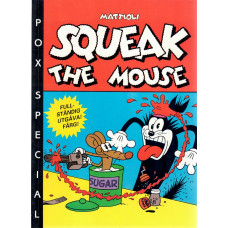 Squeak The Mouse (Pox special 4-1989)