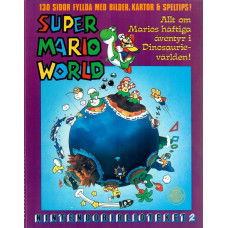 Nintendo biblioteket 2 Super Mario world