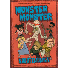 Monster Monster - Karatemumien (Inb)