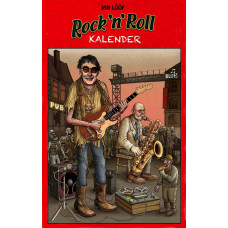 Jan Lööfs Rock 'n' Roll-kalender 2021