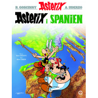 Asterix 14 Asterix i Spanien (Nytryck 2020)