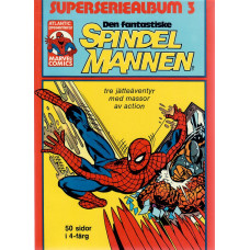 Spindelmannen Superseriealbum 3