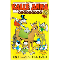 Kalle Anka klassiker 2021-01 En hejare till häst