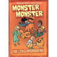 Monster Monster - Halloweenhundarna (Inb)