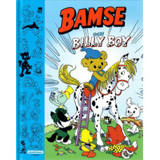 Bamse och Billy Boy (Inb)