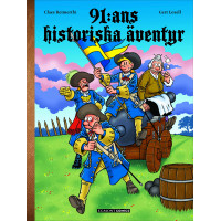91:ans historiska äventyr (Inb)  UTKOMMER 2021-08-02