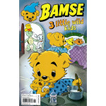 Bamse 2021-11/12 Bamse tidning på engelska medföljer