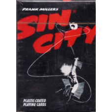 Sin City Playing Cards (kortlek) First edition