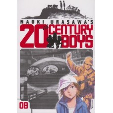 20th Century Boys Vol 08 (TP)