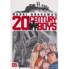 20th Century Boys Vol 05 (TP)