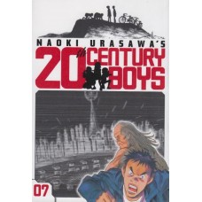 20th Century Boys Vol 07 (TP)