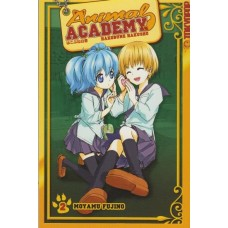 Animal Academy Vol 02 (TP)