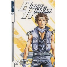 Blade Of Heaven Vol 09 (TP)