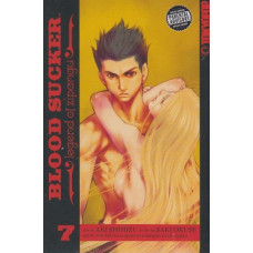Blood Sucker Vol 07 Legend Of Zipangu (TP)