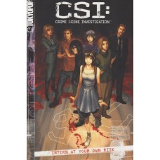 CSI Crime Scene Investigation Vol 01 (TP)