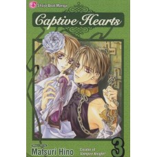 Captive Hearts Vol 03 (TP)