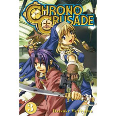 Chrono Crusade 03