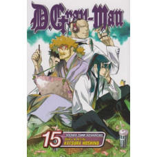 D. Gray-Man Vol 15 (TP)