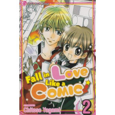 Fall In Love Like A Comic Vol 02 (TP)