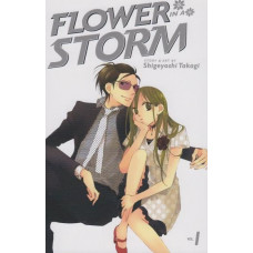 Flower In A Storm Vol 01 (TP)