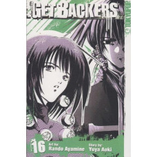 GetBackers Vol 16 (TP)